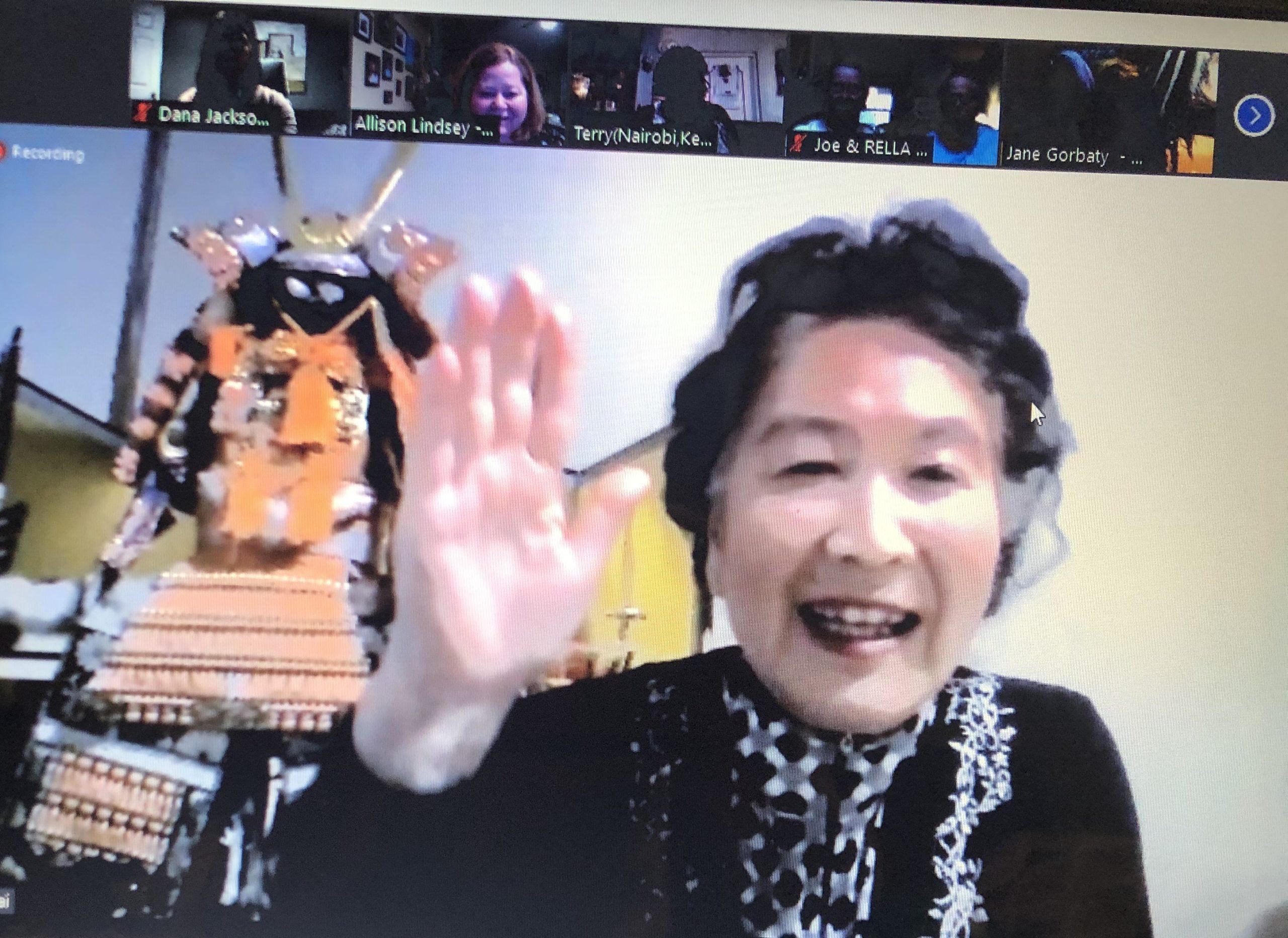 Arai from Japan